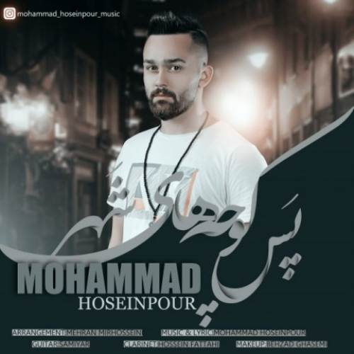 تک ترانه محمد حسین پور پس کوچه های شهر